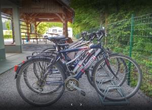 Kamp-polje-kolesarjenje